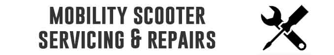 Mobility scooter servicing & repairs